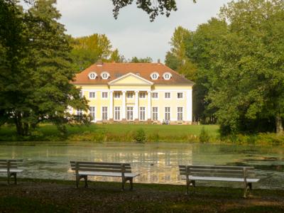 Bild vom Tagungshaus Hofgeismar